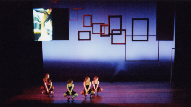 Choreography on Canvas